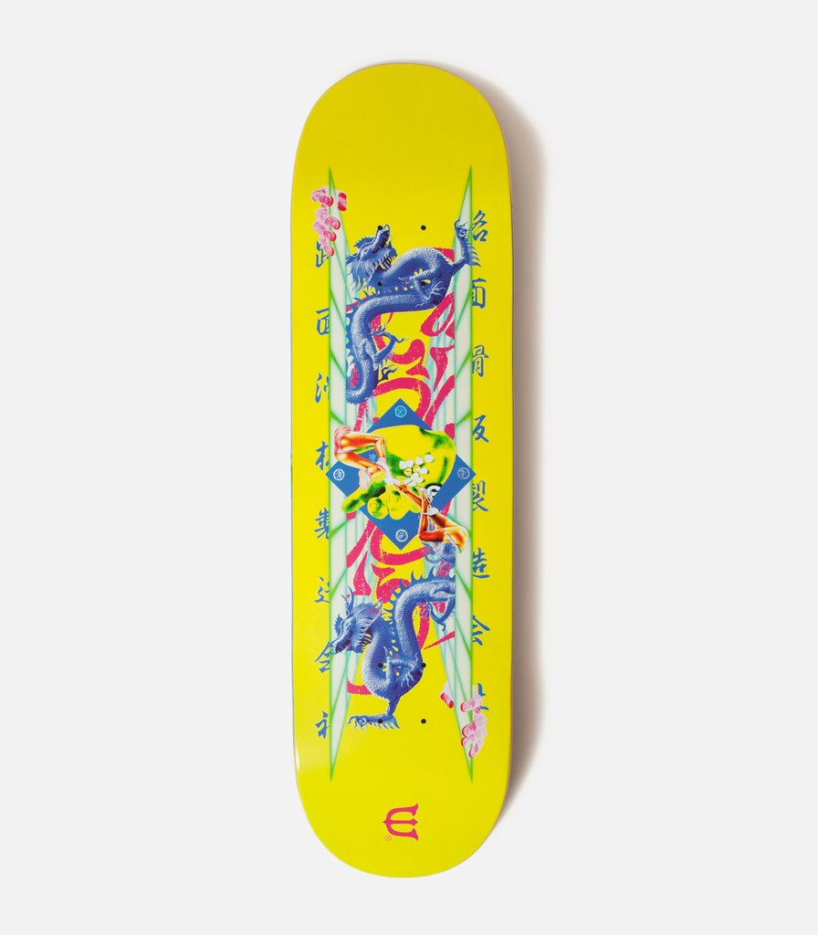 Evisen Skateboards New Series 4