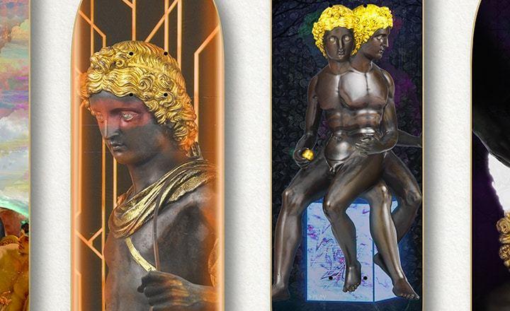 Golden Boy By Laerte Emme