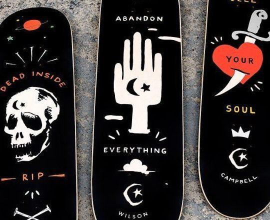 Abandon Series By Foundation Skateboards 3 E1538462724540