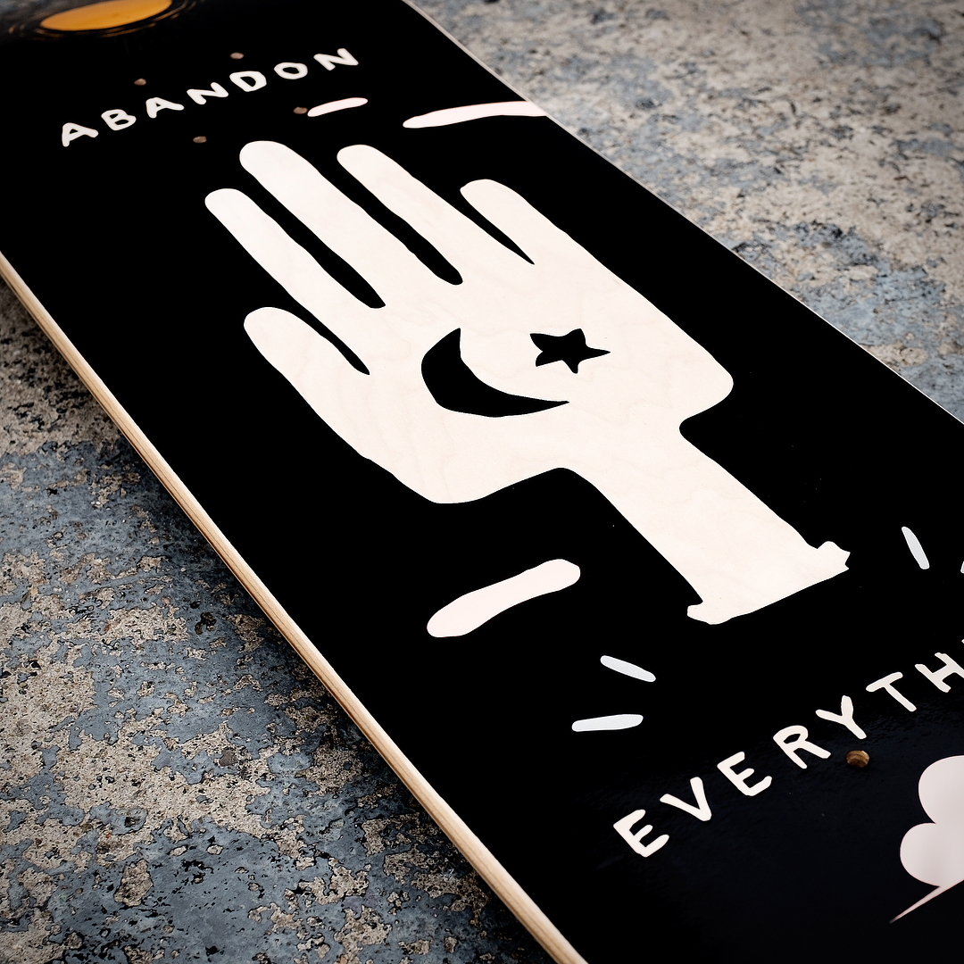 Abandon Series By Foundation Skateboards 4
