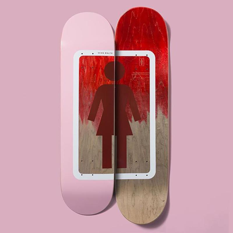 Ombre Og Series By Girl Skateboards 3