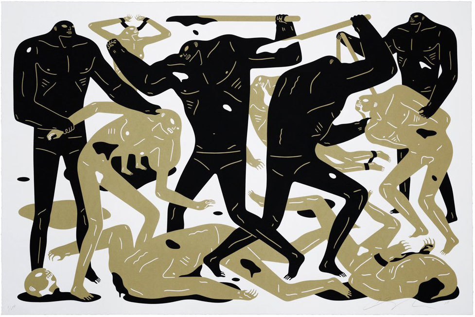 The Crawlers Series Cleon Peterson The Skateroom (3)
