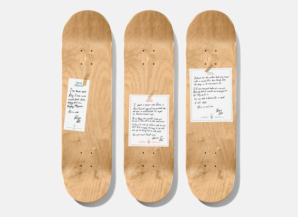 Amour Series By Honor Titus Baker Skateboards 2