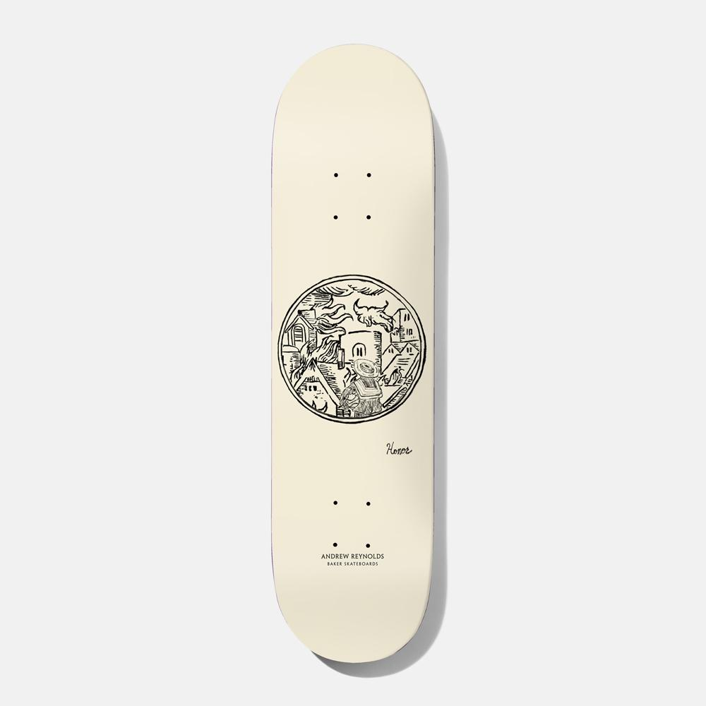 Amour Series By Honor Titus Baker Skateboards 3