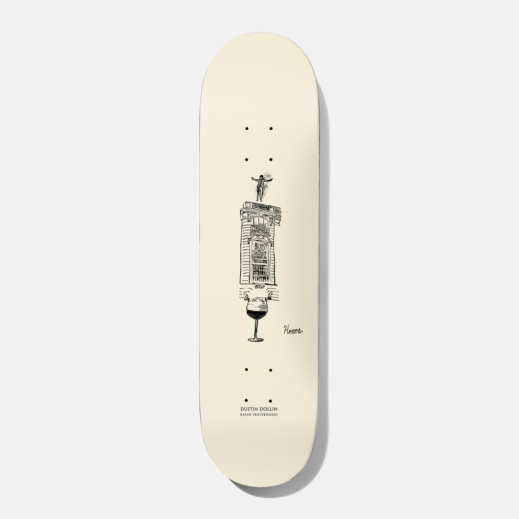 Amour Series By Honor Titus Baker Skateboards 4