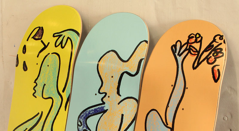 Drunk At Your Wedding Series By Pass Port Skateboards