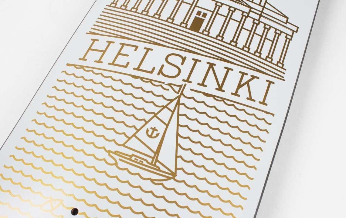 Helsinki Zurich Skateboards By Kollegg 5