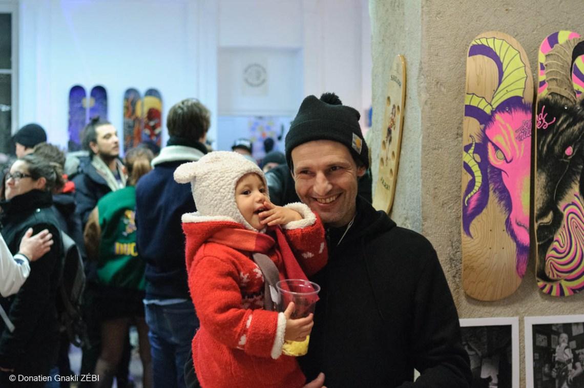 Skate Station 002 Inking Board Vernissage 3