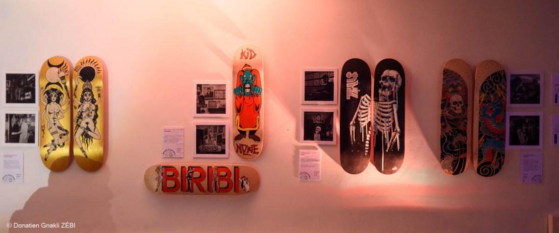 Skate Station 002 Inking Board Vernissage 55
