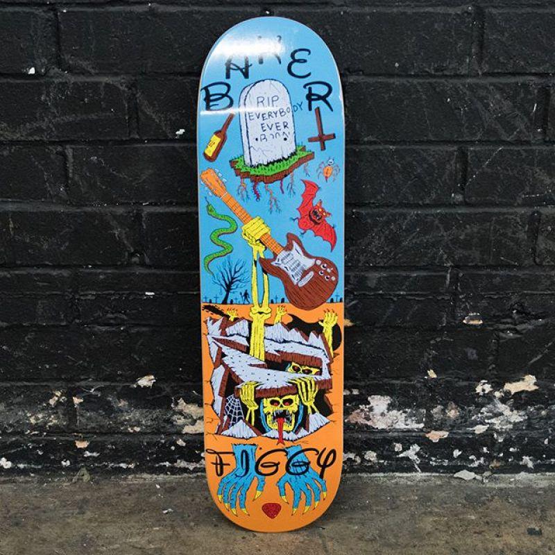 Ways To Die Series By Jj Villard Baker Skateboards 3