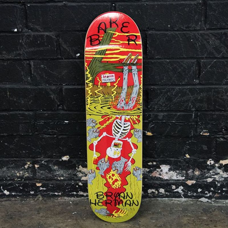 Ways To Die Series By Jj Villard Baker Skateboards 6