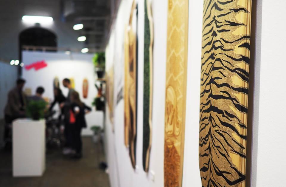 ChalkCustomBoard NECTAR Collective Exhibition 1