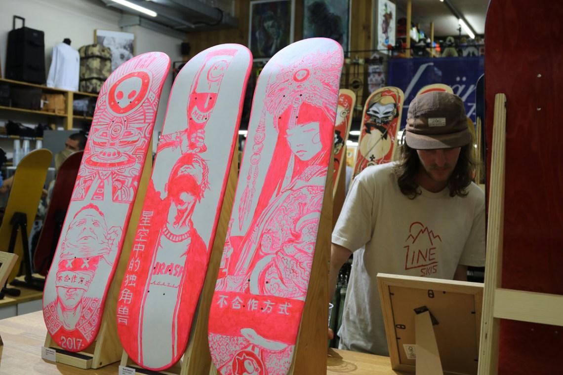 Doodha Meets Art Vol.IV Skate Exhibition 18