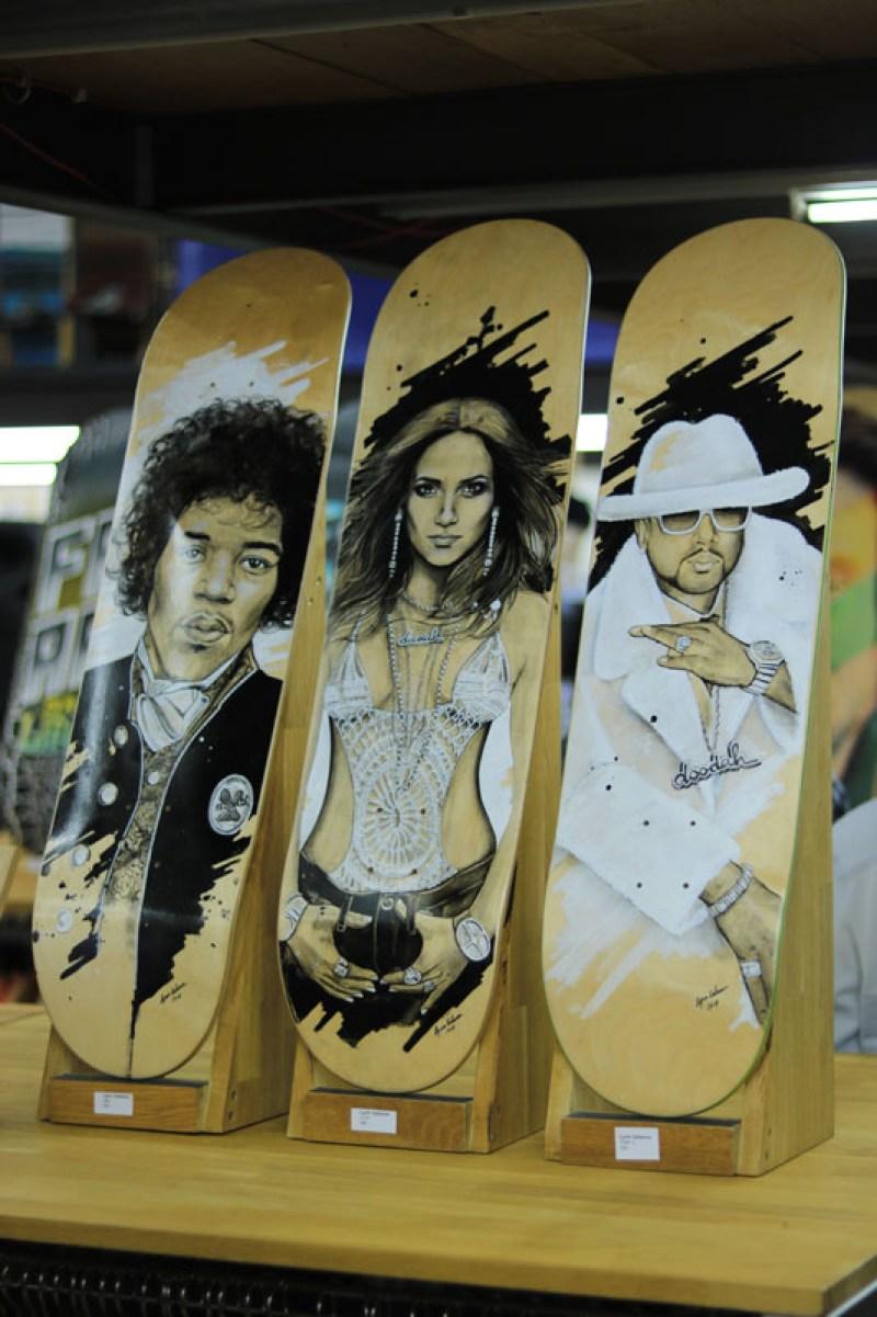Doodha Meets Art Vol.IV Skate Exhibition 26