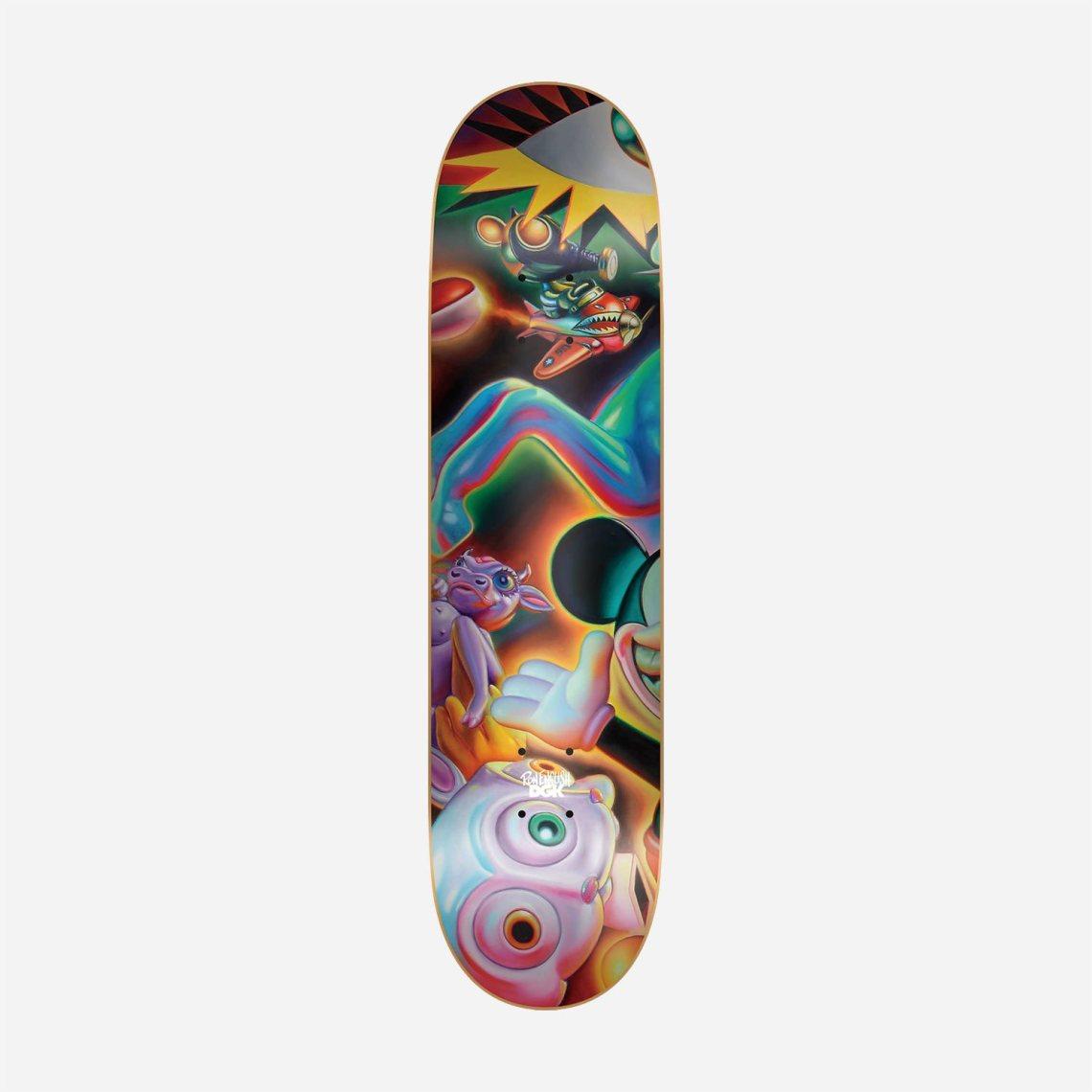 Ron English Dgk Skateboards Series 4