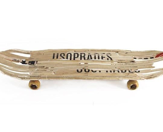 Yann Paolozzi Skateboard Deck 2