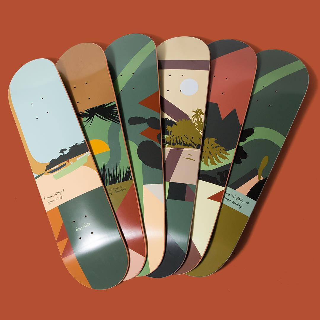 Evan Hecox Chocolate Skateboards 3