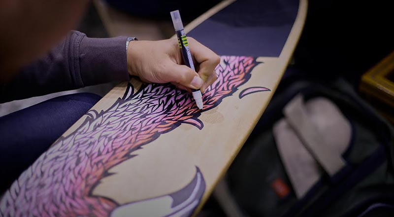 Interview Mata7ik European Custom Board Collective