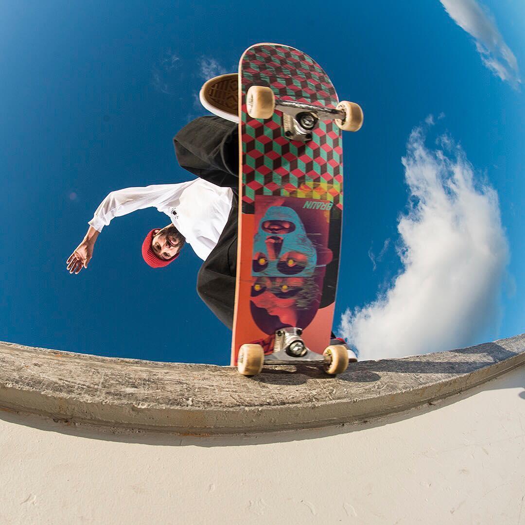 Michael Reader Santa Cruz Skateboards 3
