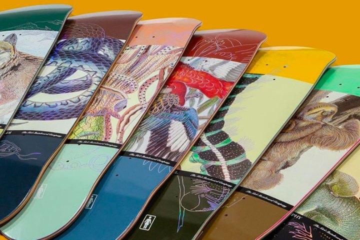 Ecol OG Series Par Girl Skateboards