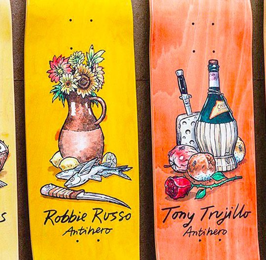 Still Life Series Todd Francis Antihero Skateboards.jpg