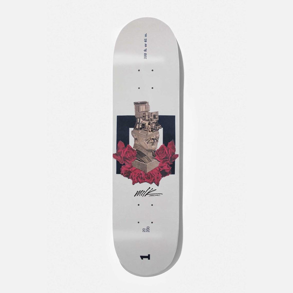 Beto Janz Milk Skateboards 7