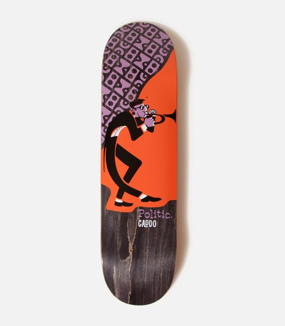 Jazz Series Politic Skateboards 2