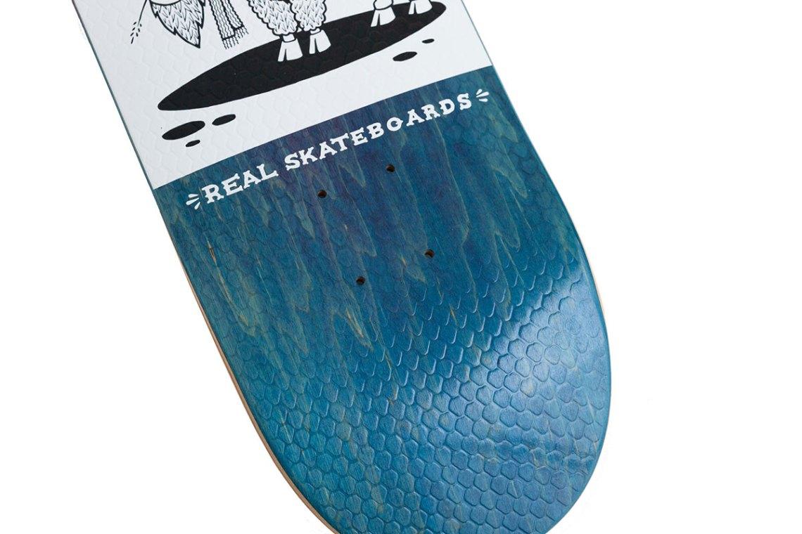 Jeremy Fish Real Skateboards 11