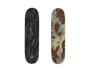 Skateboard Auction Supreme Christies Ny3