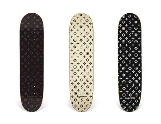 Skateboard Auction Supreme Christies Ny4