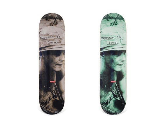 Skateboard Auction Supreme Christies Ny46
