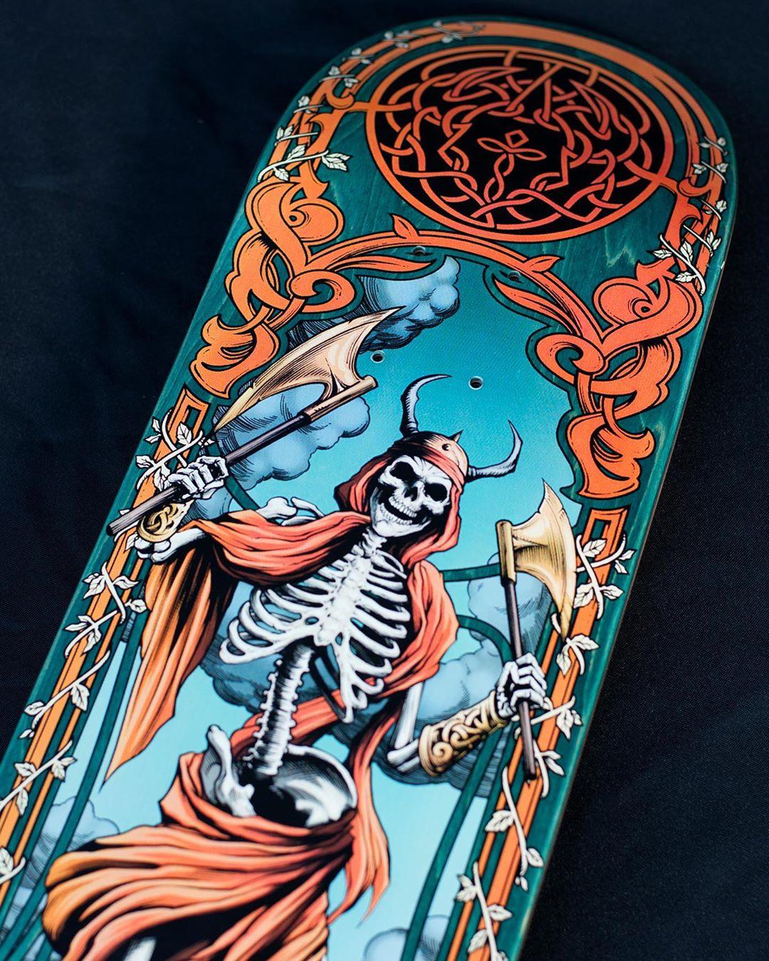 Celtic Pro Series By Darkstar Skateboards 5