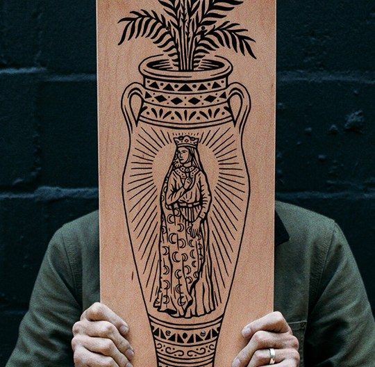 Shop Deck No01 By Travis Pietsch Bad Utility 0