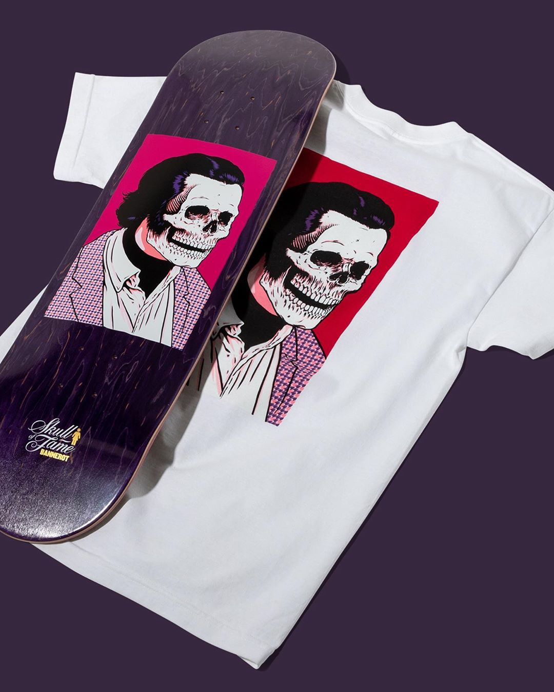 Skull Of Fame Series By Sean Cliver Girl Skateboards 12
