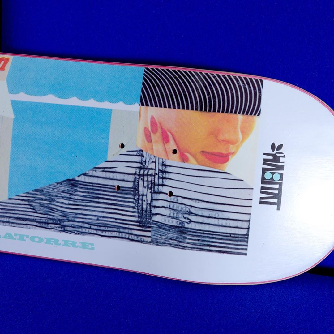 Collage Series Par Johanna Goodman X Habitat Skateboards3
