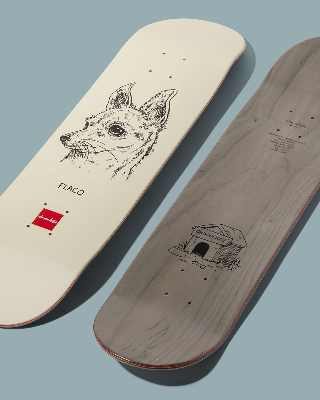 Big Dawgs Series By Travis Millard X Chocolate Skateboards 2.jpg