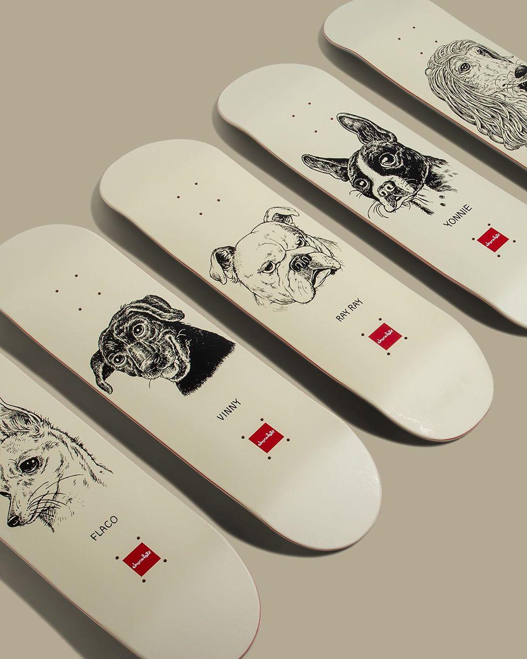 Big Dawgs Series By Travis Millard X Chocolate Skateboards 3.jpg