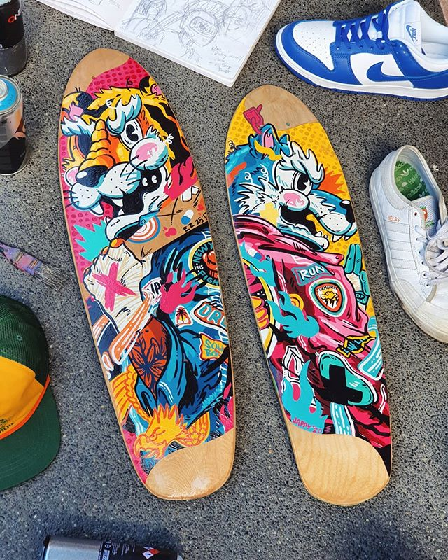 Custom Skateboards By Jappy Agoncillo 2.jpg