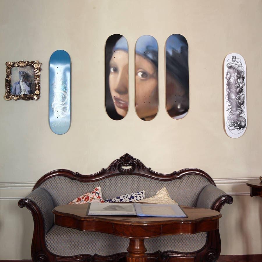Ericailcane Bonobolabo Skateboard 3