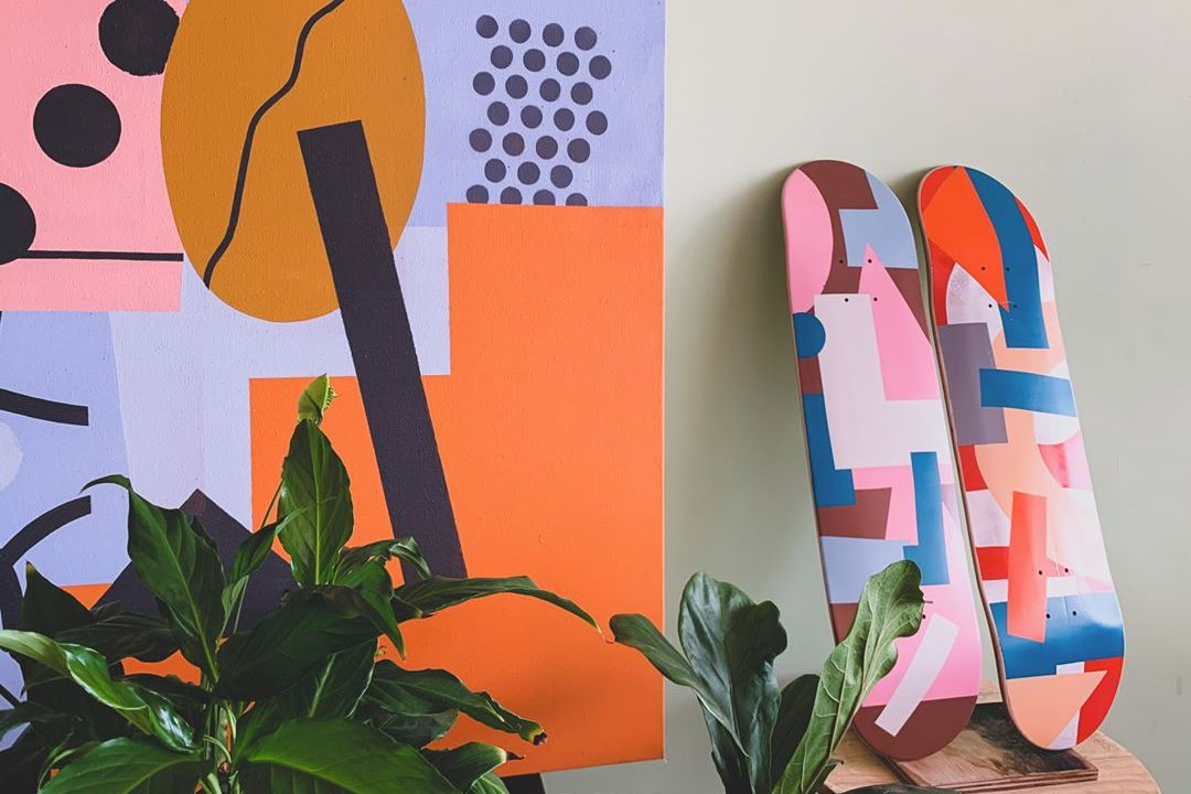 Custom Skateboards By Pablo Lopez 2