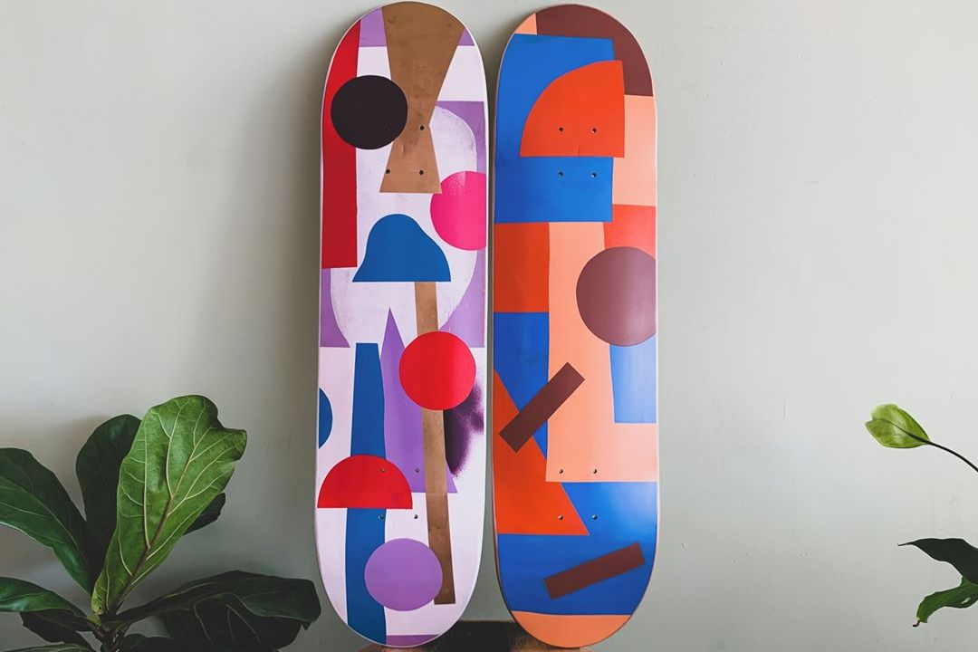 Custom Skateboards By Pablo Lopez 4