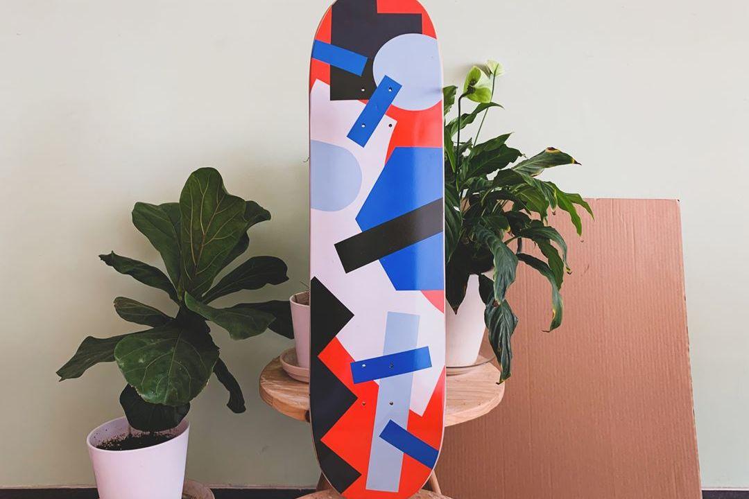 Custom Skateboards By Pablo Lopez 6