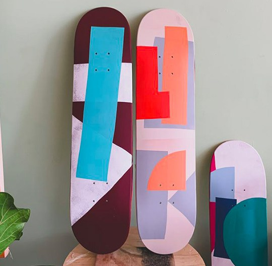 Custom Skateboards By Pablo Lopez