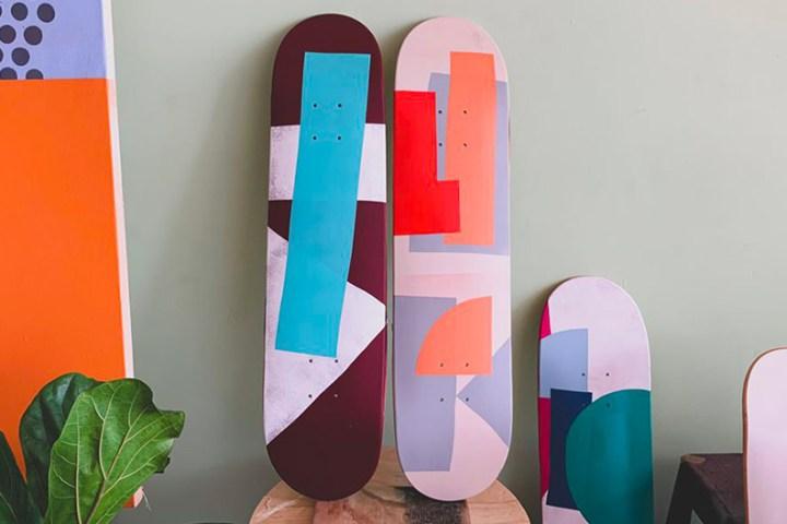 Custom Skateboards By Pablo Lopez