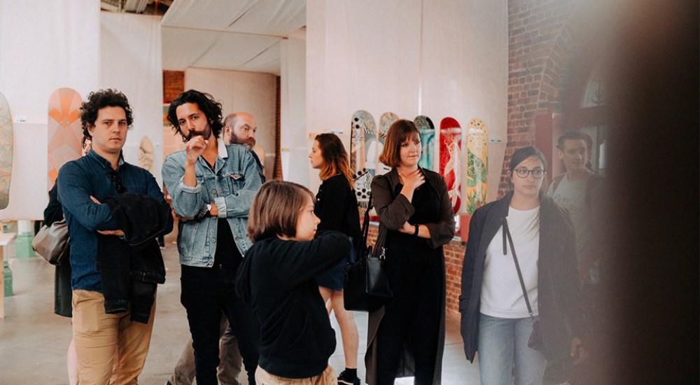 European Custom Board Show 2020 Les Photos Du Vernissage 1