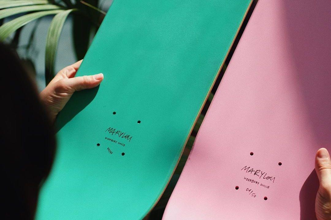 Custom Skateboards By Marylou Faure 4
