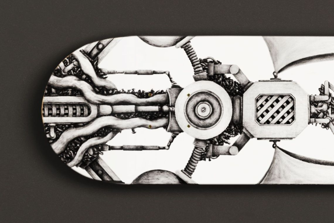 Mani Arkaic Concept For Spraying Board 1