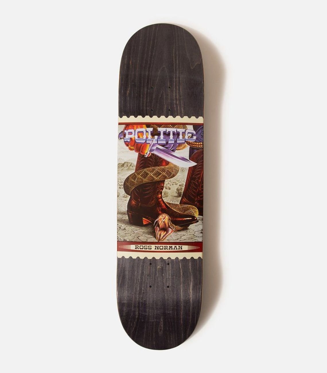 Stamp Series By Politic Skateboards 1