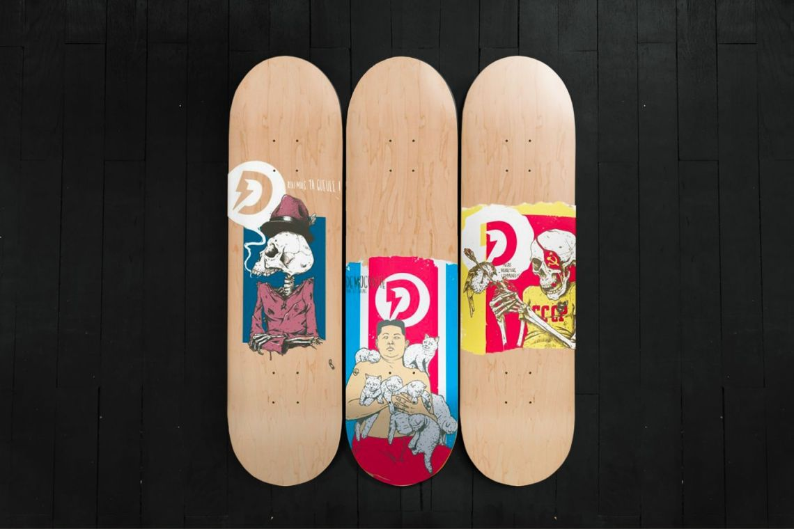 Lo Series 2020 By Laurent Claveau Doble Skateboards 1