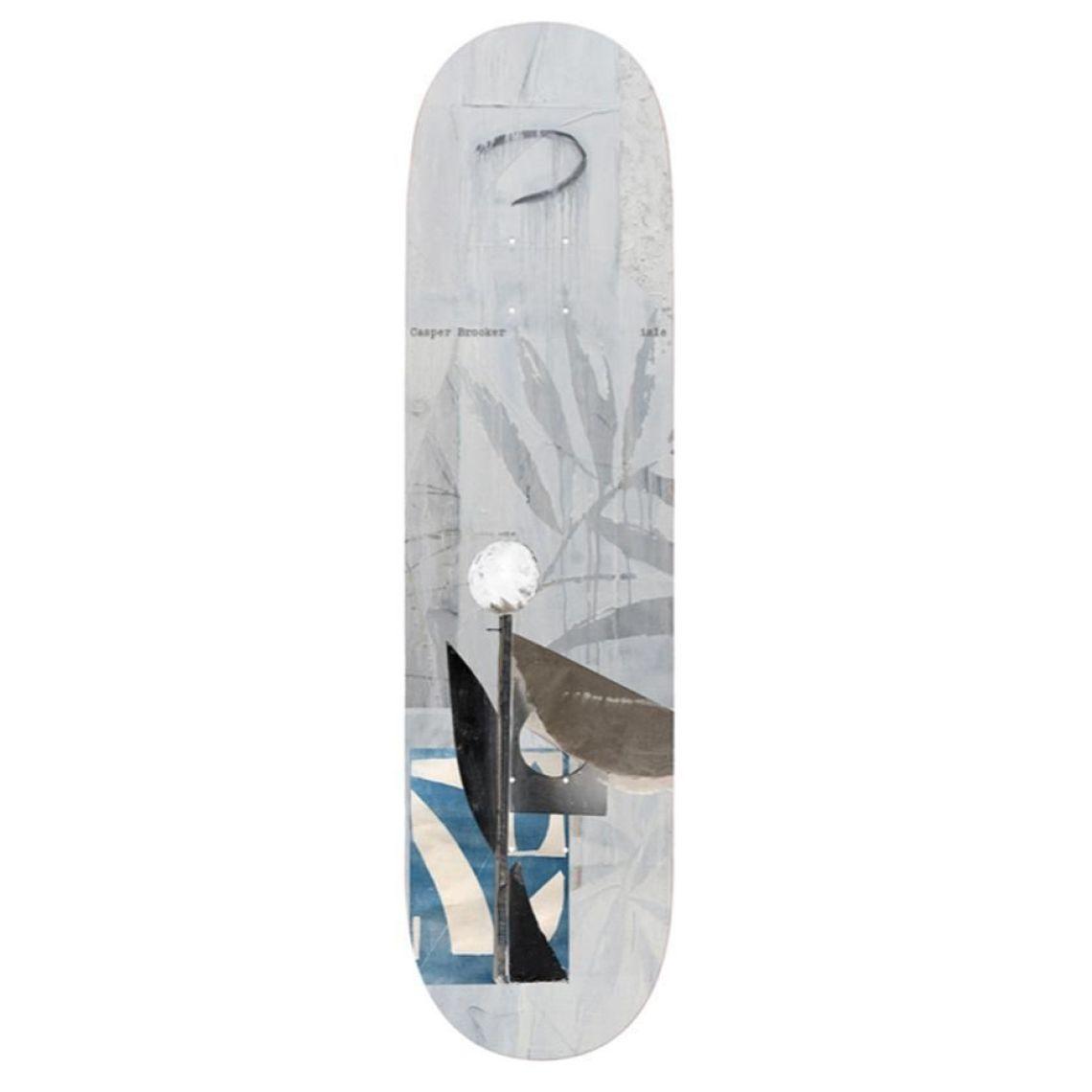 Sculpture Series By Nick Jensen X Isle Skateboards 6